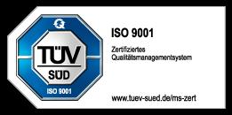 Zertifikat Ambs & Morsch GmbH